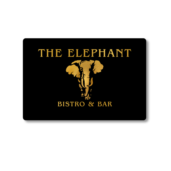 The Elephant Bistro & Bar Gift Card