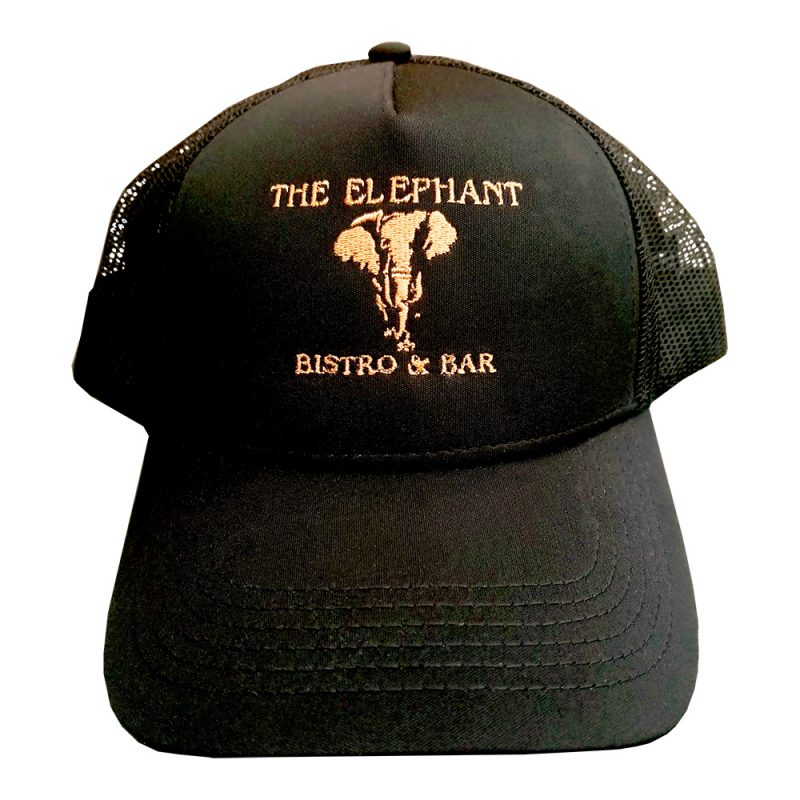 The Elephant Bistro and Bar cap